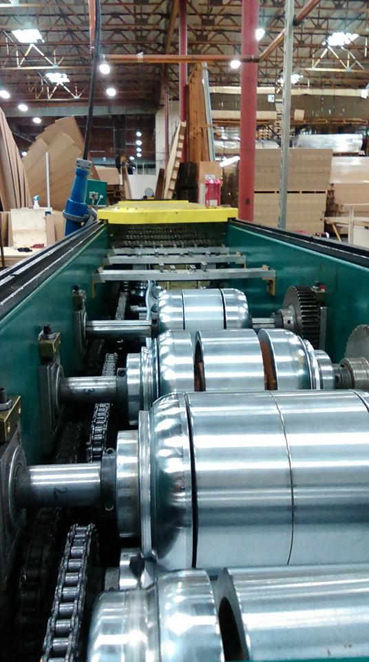 Gutter Machine Restoration Usa Gutter Machinery Repairs